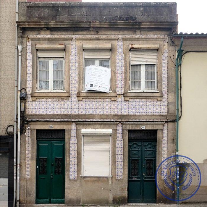 Rua da Alegria 1945, Porto, Portugal