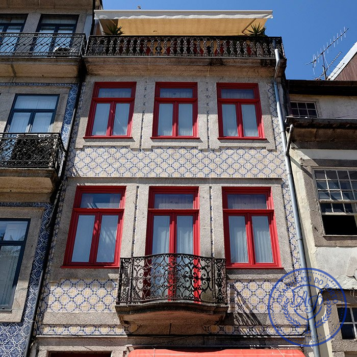 Passeio de São Lázaro 9, Porto, Portugal